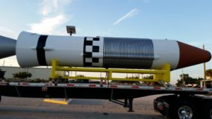 Agena Missile A