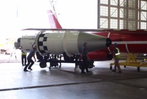 Agena Missile B