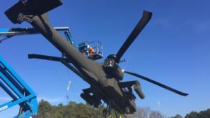 Apache AH-64 Static AC - Redstone Arsenal Huntsville, AL