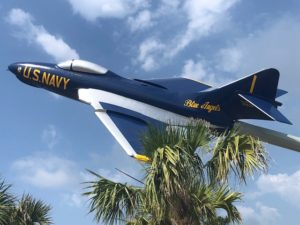 Blue Angels F9 - Welcome Center I10