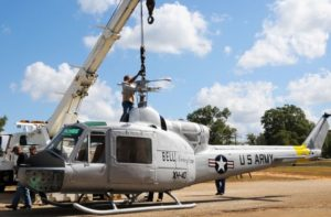 XH-40 Helicopter - Army Aviation Museum, Fort Rucker
